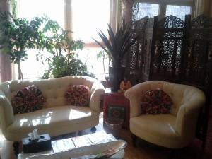 La Casa's Waiting Room
