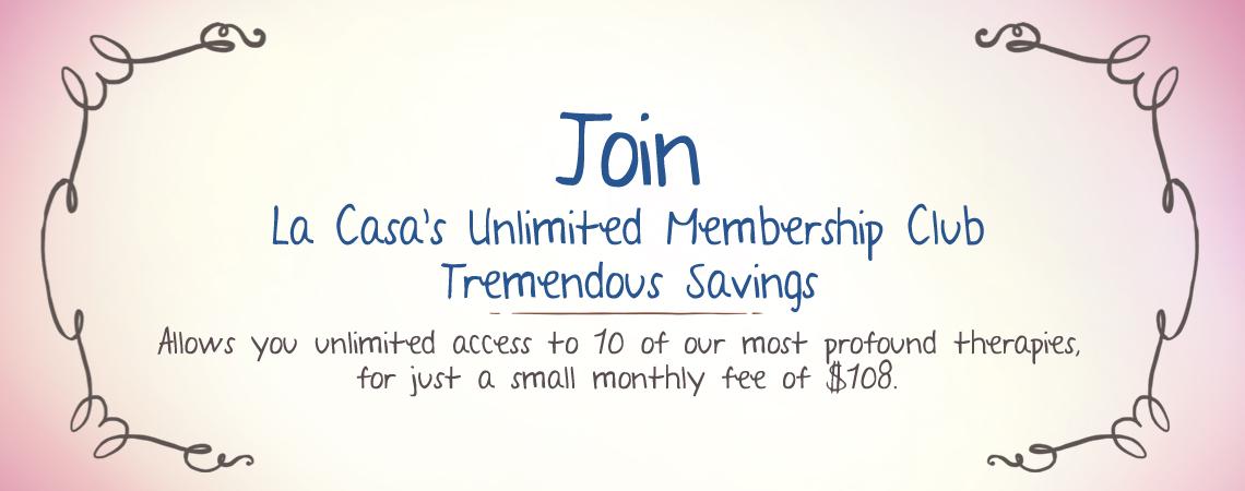 La Casa's Membership Club